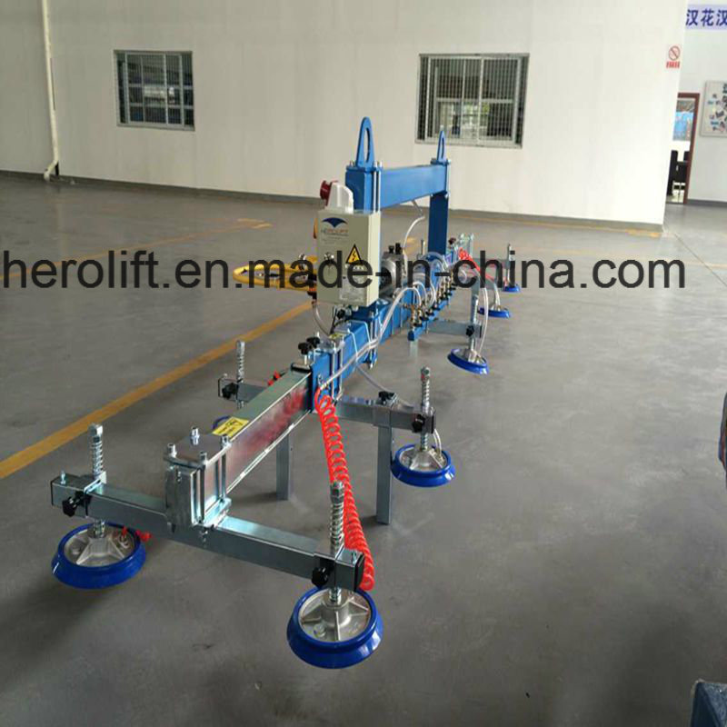 Steel Plate Vacuum Lifter/ Vacuum Lifter/Capacity 800kg/Suction Lifters for Metal Sheet