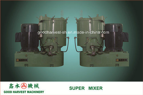 Super Mixer for Calender Line Making Plant Euqipment