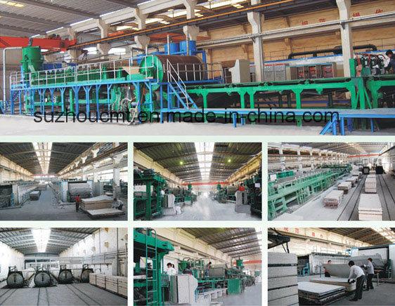 Hatscheck Fiber Cement Board Production Line