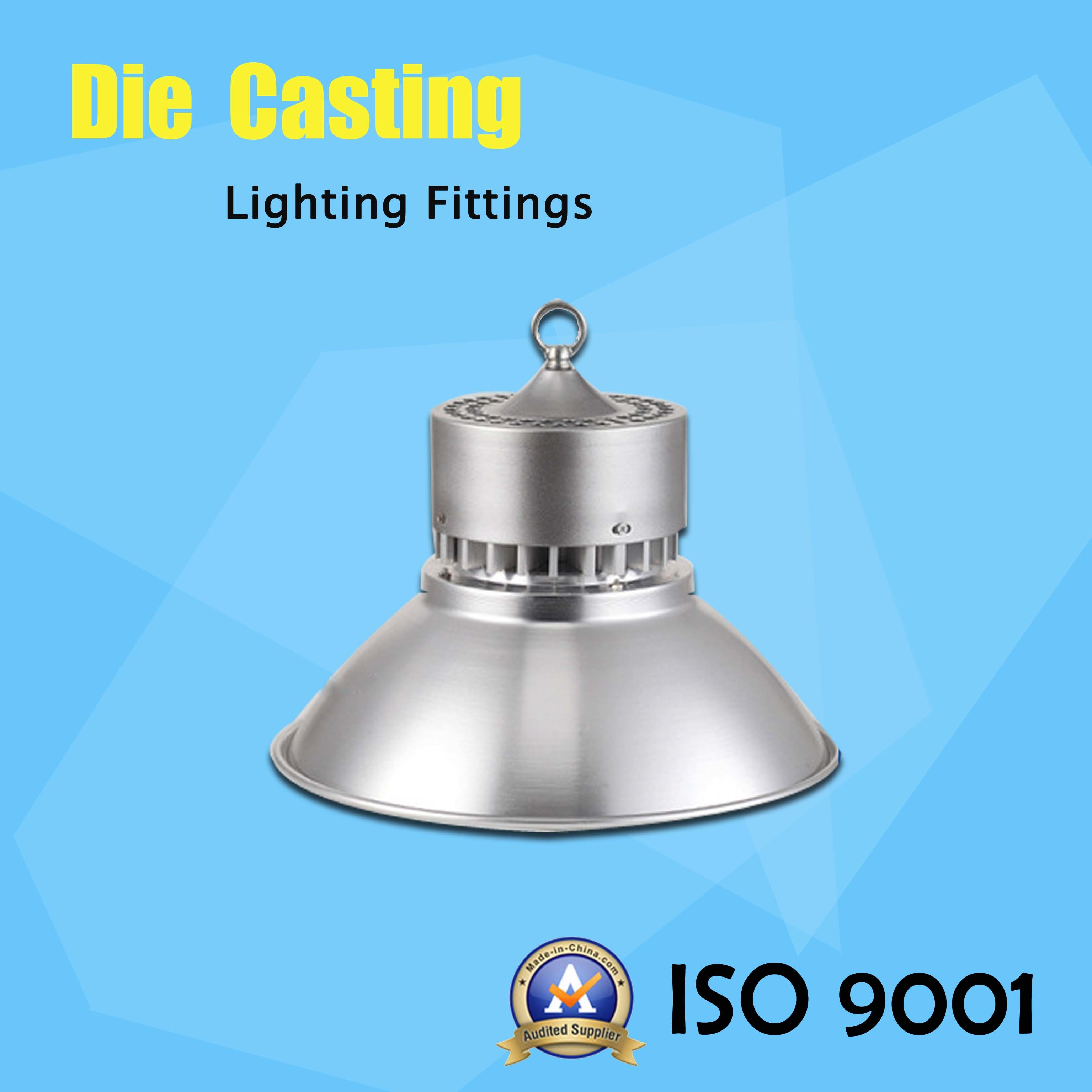 Top Quality Aluminum LED Workshop Lamp