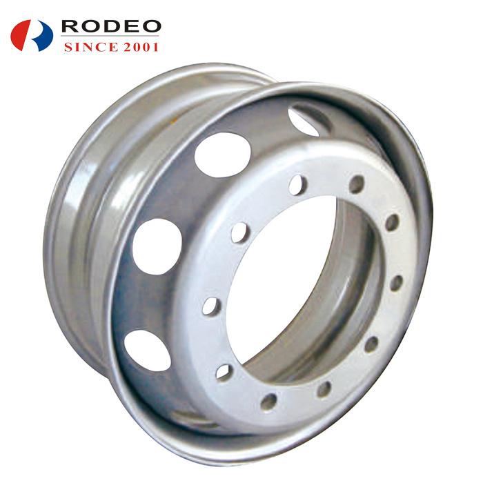 Tubeless Steel Wheel (22.5*9.00, 22.5*11.75)