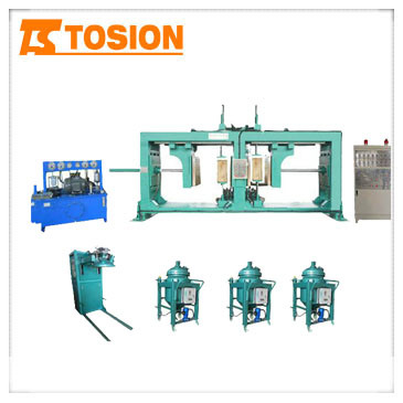 Epoxy Resins Molding Machine Hydraulic System