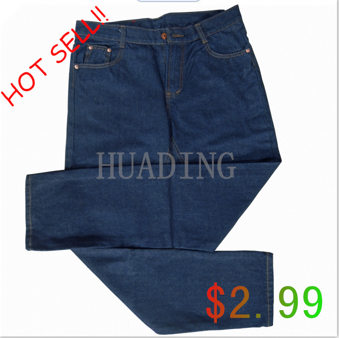 2016 New Fashion Hot Sell Men′s Deninm Jeans (HDMJ0064)