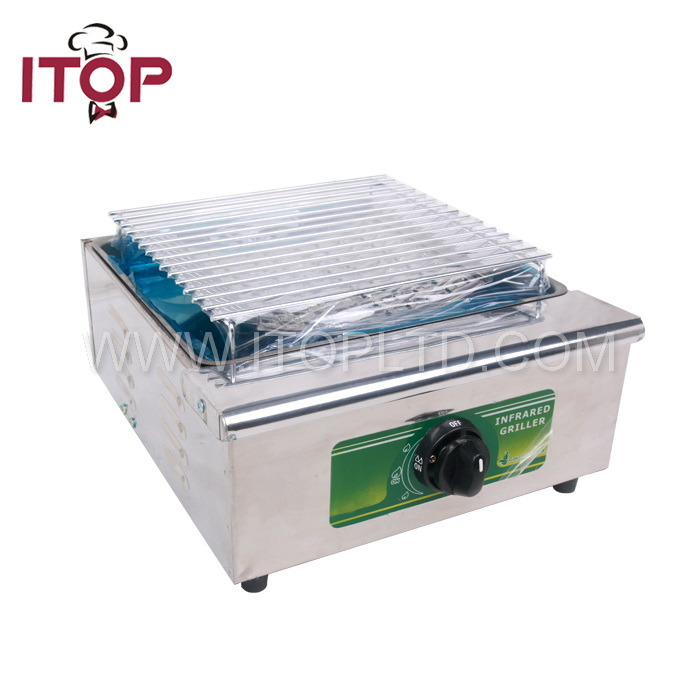 Professional BBQ Gas Infrared Grill (GBBQ-168)