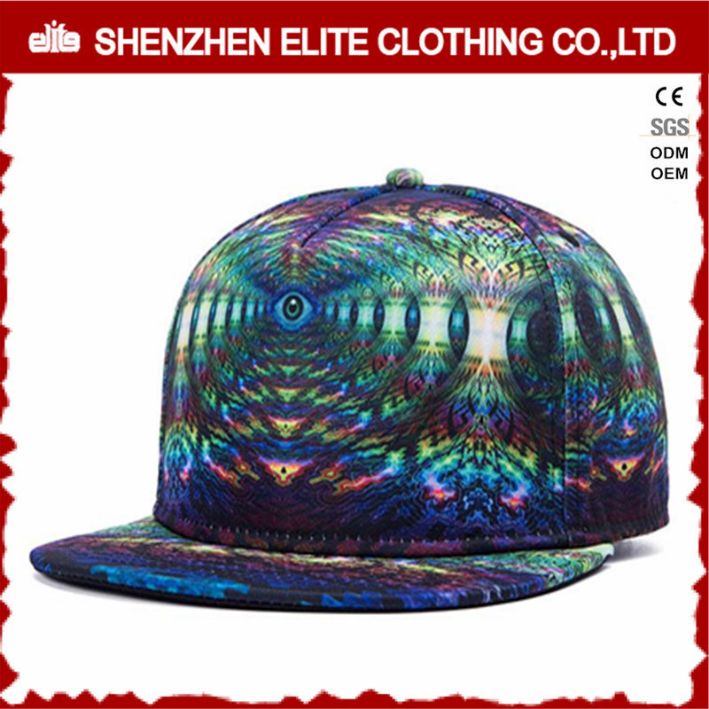 Custom Logo Unstructured Snapback Caps Factory China