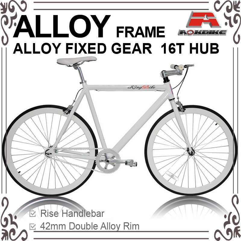 Alloy Frame Fixed Gear Track Bike (KB-700C-03)