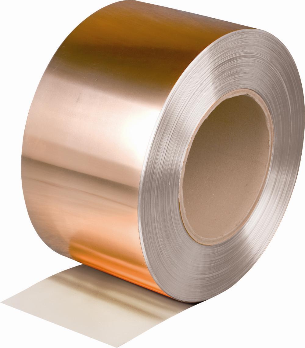 Brass Clad Steel Strip (Brass Brand: H65/C27000)