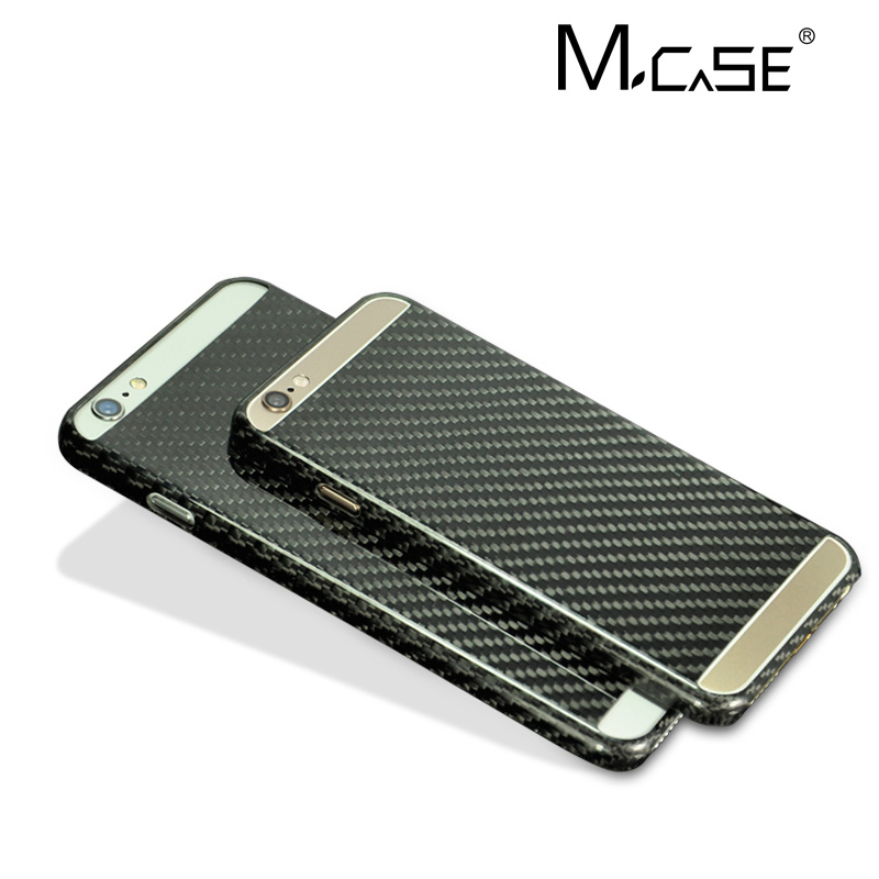New Trending Products Carbon Fiber Mobile Phone Accessories for Apple iPhone 7 Case Plus