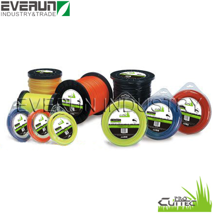 Customized Size Nylon Grass Trimmer Line
