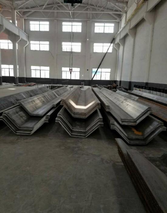 Customized Steel Sheet Pilling