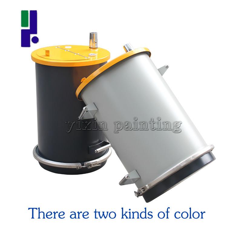 Gema Fluidization Barrels