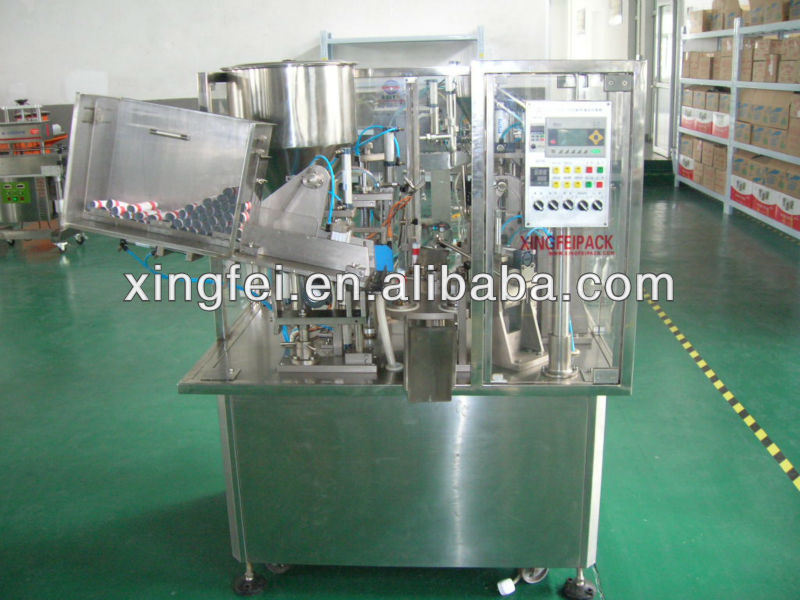Shoe Cream Filling Machine (XF-GF)