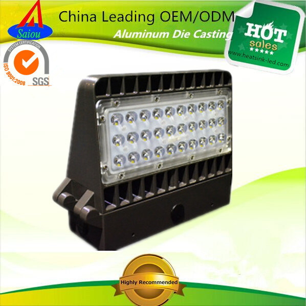China Manufacturer LED Wall Pack Aluminum Heat Sink