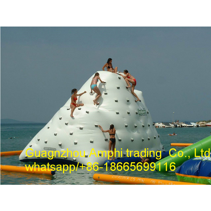 Inflatable Water Slide Iceberg/Water Park Toys/Inflatable Amusement Park