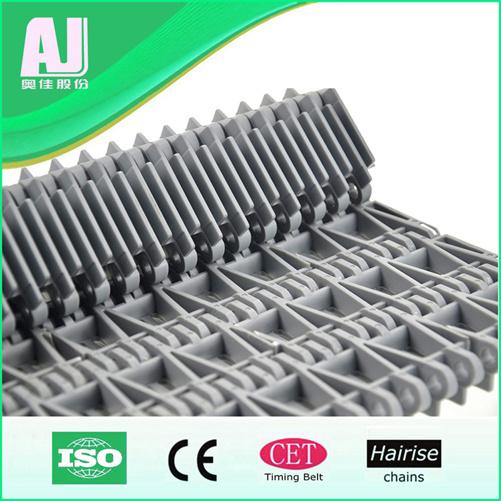 Food Industry Conveyor Modular Belt (Har6100 Raised Rib)