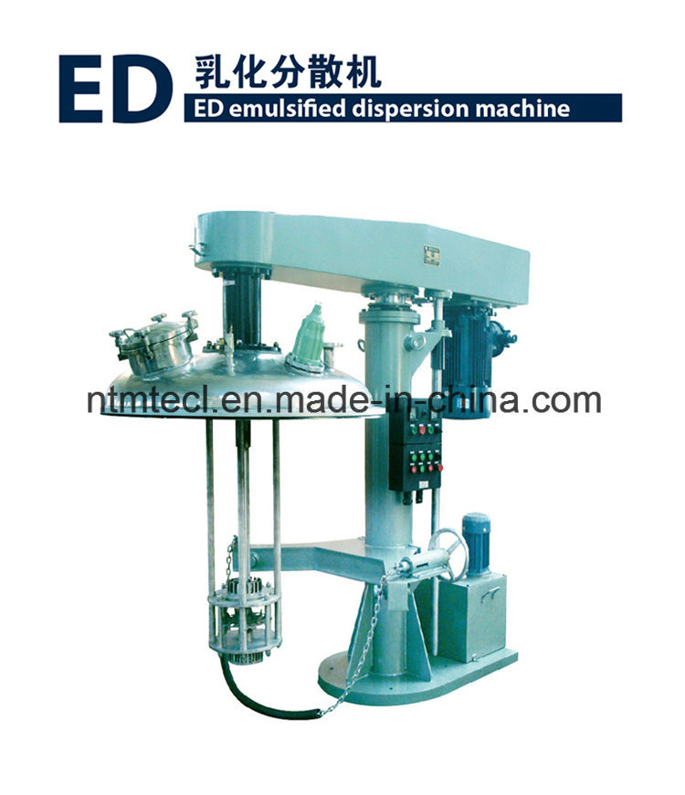 High Shear Emulsification Homogenizer for Latex Paint, Ink, Daily Chemical
