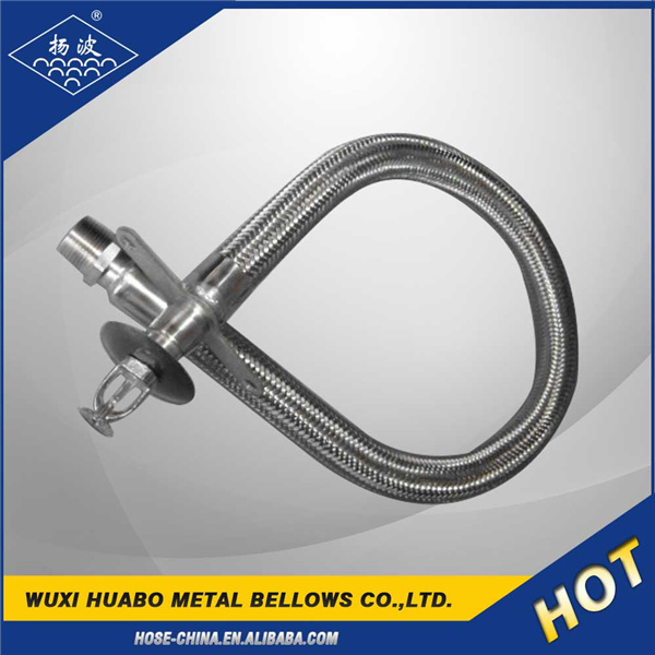 Yangbo Flexible Fire Hose with ISO Certificate