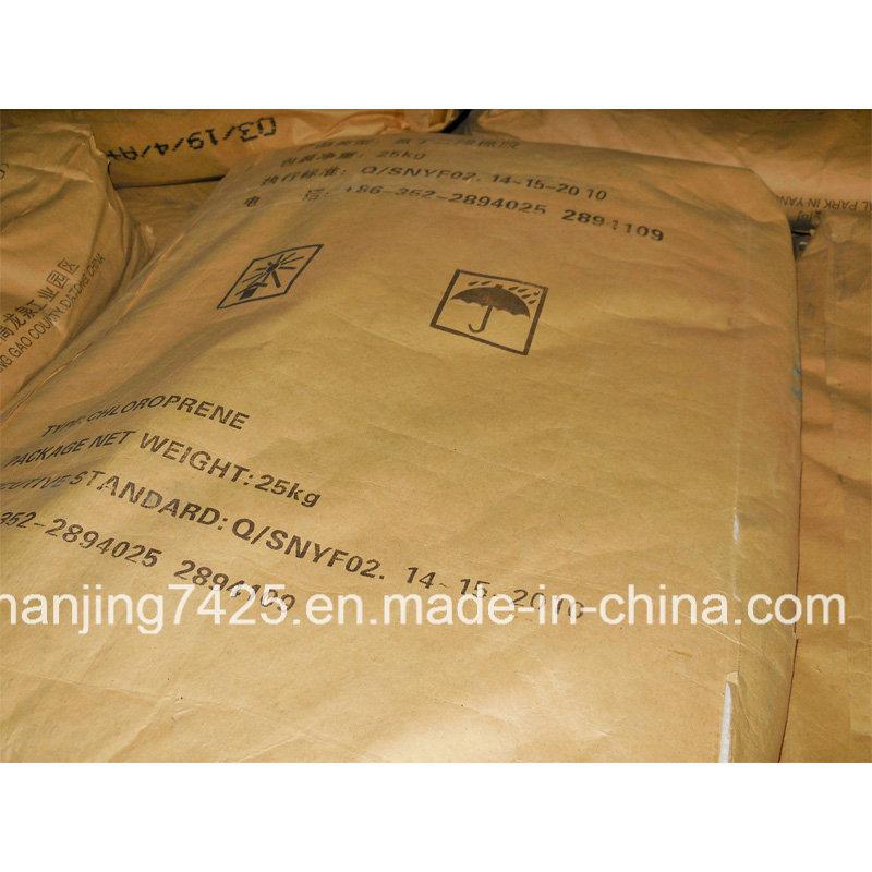 320 Grade Chloroprene Rubber for Rubber & Plastic Industry