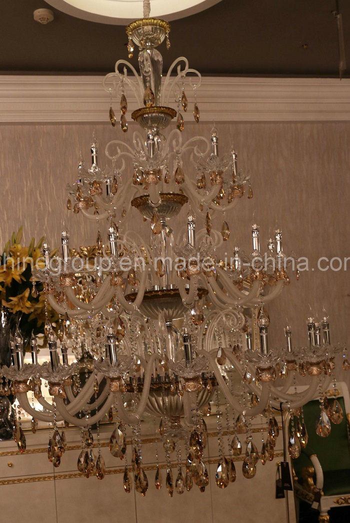 Modern Swarovski Crystal Decoration Interior Pendant Lighting with Ce, RoHS, GS