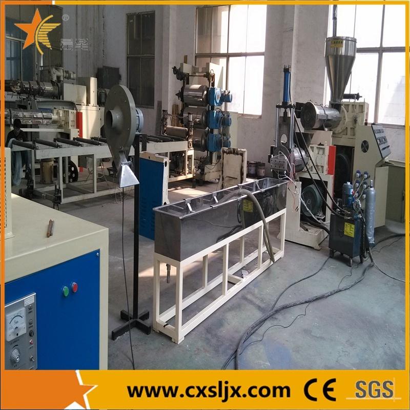 PE/PP/HDPE Film Pelletizing/Granulating Line (Plastic Recycling Machinery)