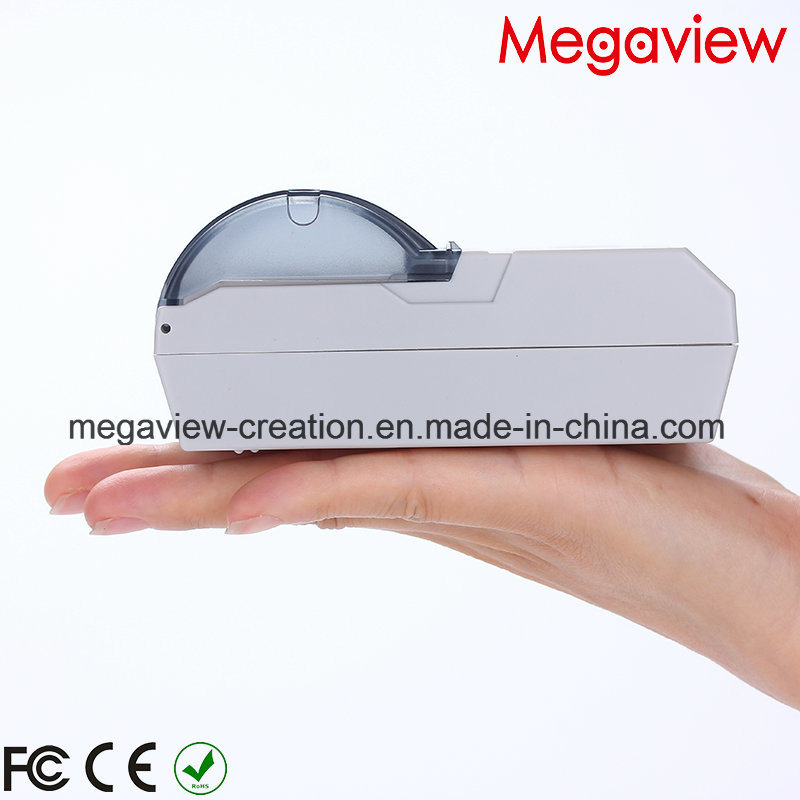 Pocket Size 58mm Bluetooth Mobile Thermal Printer for Retail Market (MG-P500UBD)