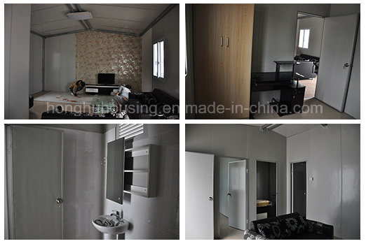 Prefabricated Building Modular House for Hotel Canteen Apartment Accommodation