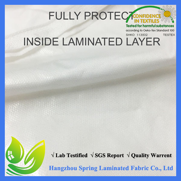 2016 New Mattress Cover Queen Size Waterproof Bed Bug Hypoallergenic Protector Dust Mite