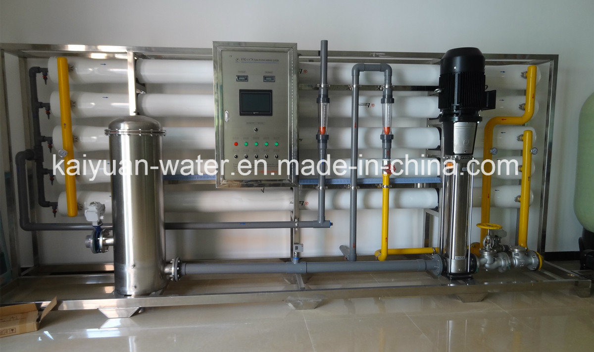 Big Capacity Guangzhou Factory 20m3/H Water Purifier Remove Salt RO Water Filter Remove Salt
