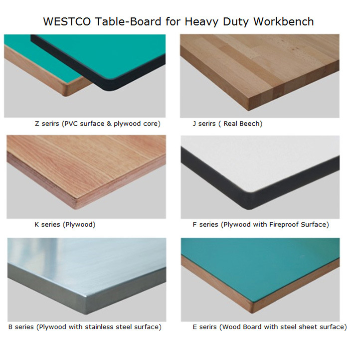 Westco Heavy Duty Workbench with a Storage Cabinet (FHY)