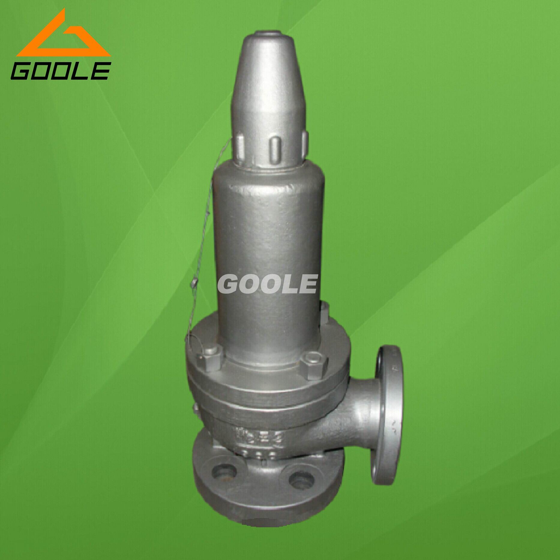 Balanced Bellow Pressure Safety Relief Valve (GAA42Y)