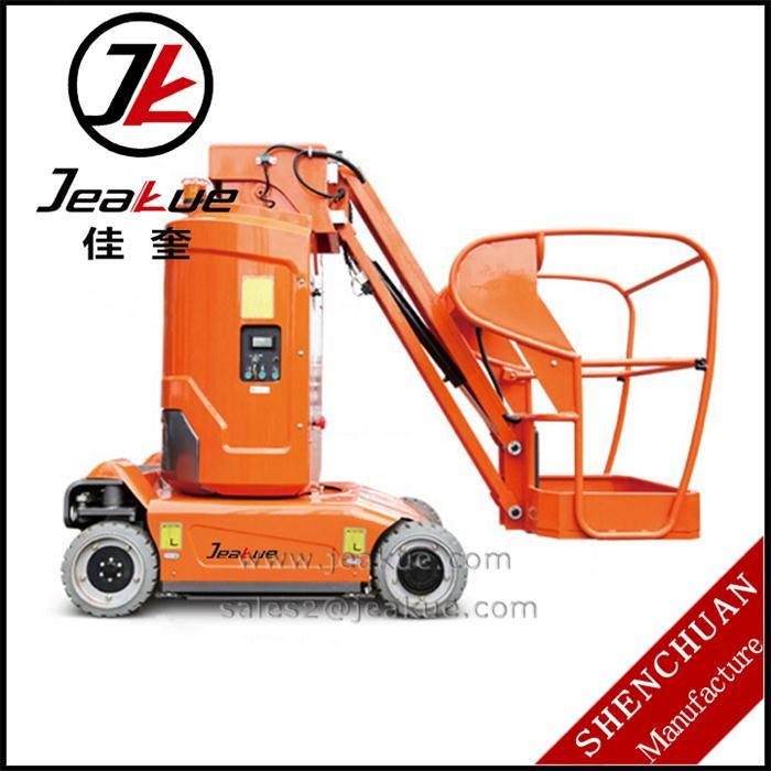Portable for Self-Propelled Telescoping Scissor Aerial Work Platform