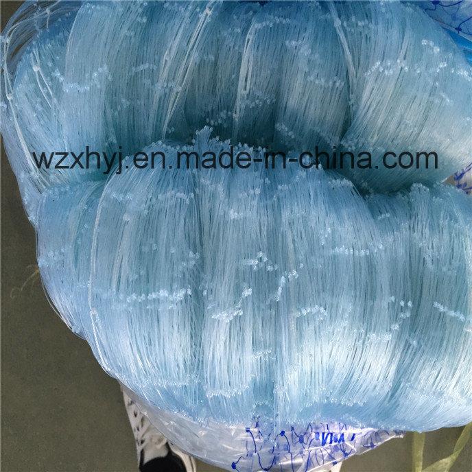 "0.50mmx3 1/8""X60mdx200yds Lengthway Nylon Monofilament Fishing Net"