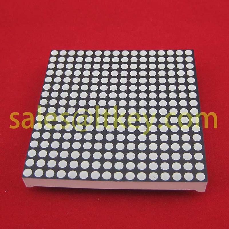 2.6 Inch 16X16 LED DOT Matrix