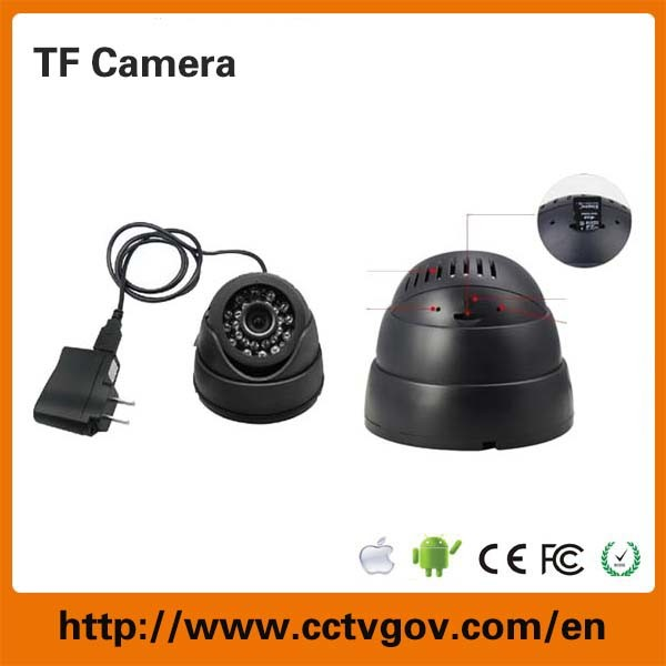 2014 New Style! USB SD Card CCTV PC Camera (HX-TF001)