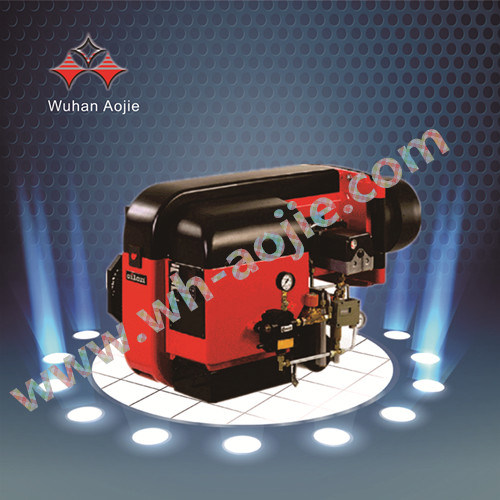 Heavy Oil Burner with High Efficiency