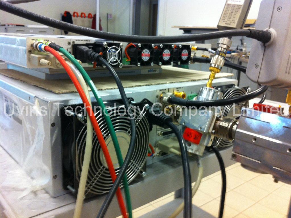 Digital Terrestrial Television Transmitter DVB-T/H/T2, ISDB-T/Tb, DAB/DAB+/T-DMB, ATSC, PAL, NTSC Modulations Fully Supported