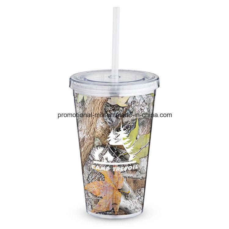Multi-Color Promotional Plastic Cups
