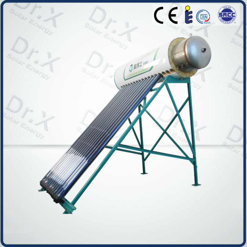 Stainless Steel Pressurized Solar Water Heater Tank
