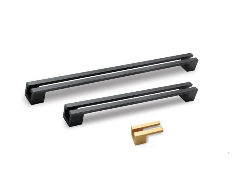 Aluminium Alloy Pull Cabinet Door Handle