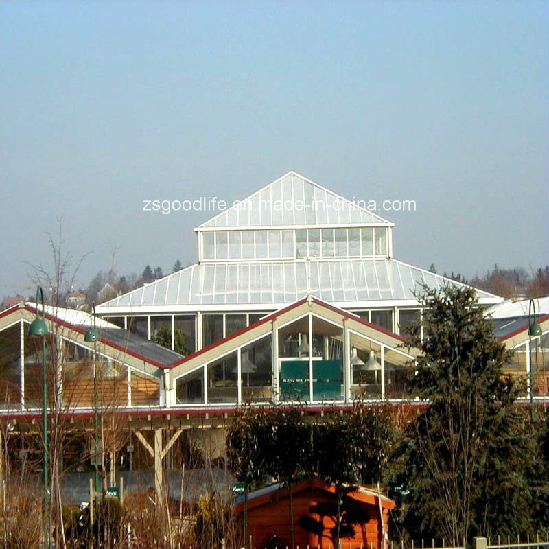 ISO Approved Weather Resistant Polycarbonate Rooflight Sheet Building Plastic