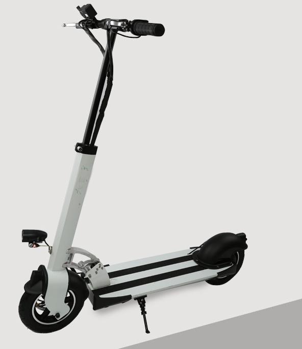 Aluminum Electric Folding Bike with 400W Motor