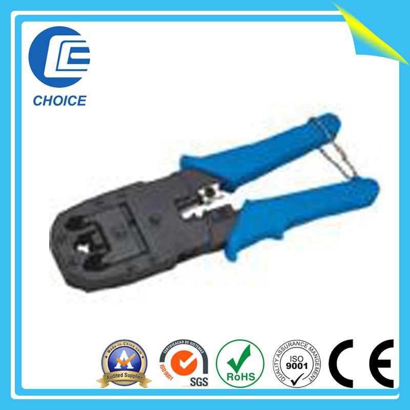 Crimping Tool for Rj11, Rj12, RJ45 (CH60001)