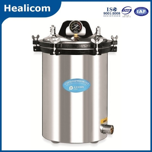 Coal and Electricity Steam Sterilizer Autoclave (YX-280B)