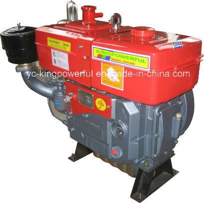 China Good Diesel Engine Supplyer Jdde Brand New Power Zh1110wp with Water Pump