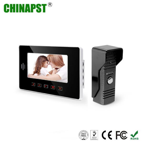 7′′ Video Door Phone Home Security Video Doorbell Intercom (PST-VD7WT1)