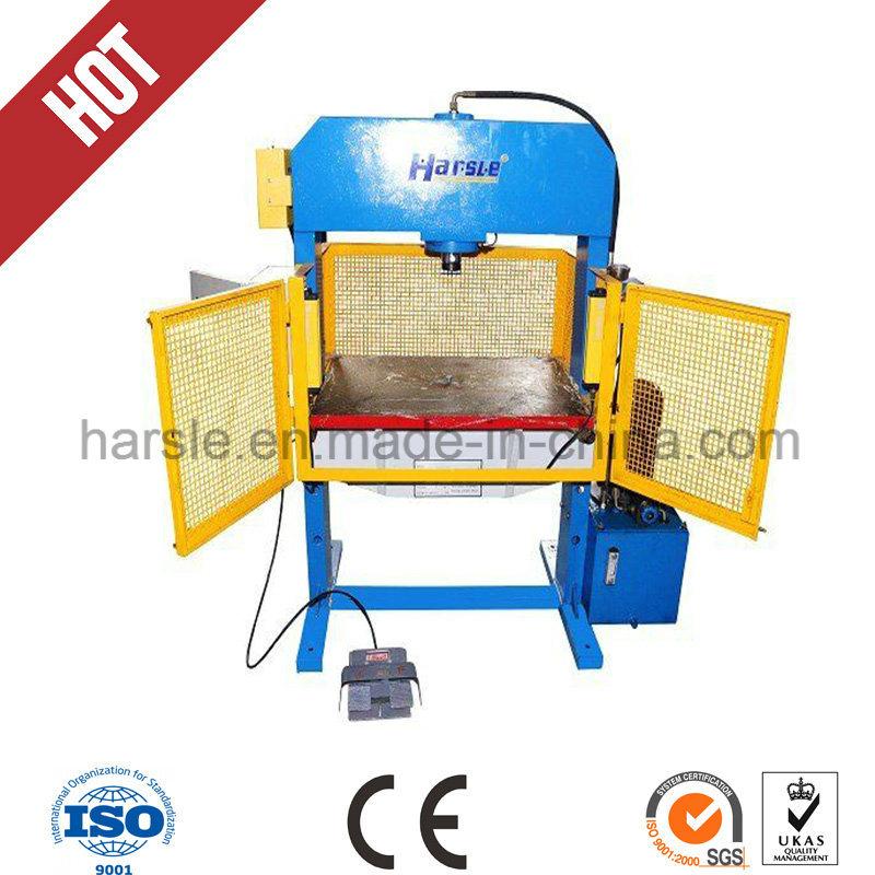 20 Ton Manual Gantry Hydraulic Press Machine
