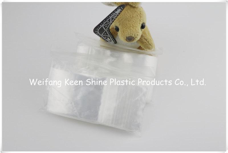 Plastic Grip Seal Bag