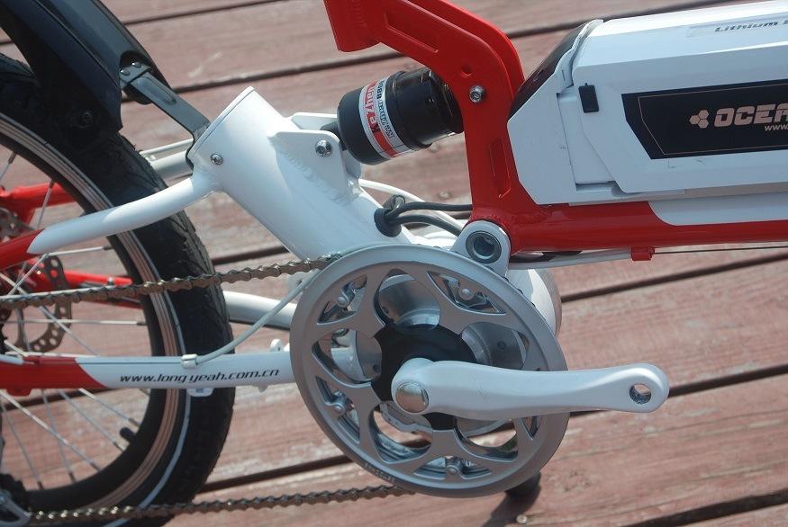 Mountain Electric Bike New 2015 (TDM1203Z)