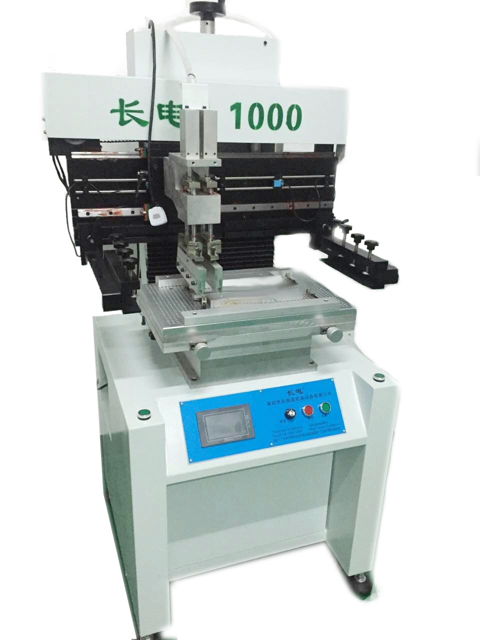 Semi-Automatic Stencil Printing Machine