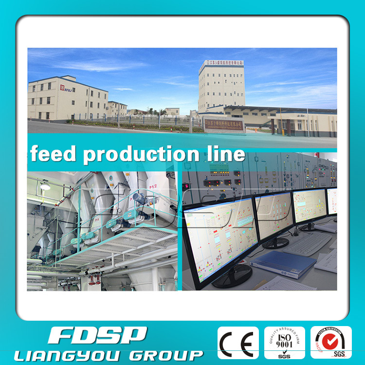 Ce Feed Pellet Machine_Animal Feed Pellet Production Line